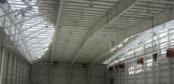 Airport Hangar Roofs Failure Assessment