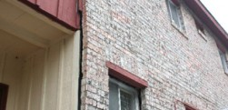 Brick Veneer Collapse