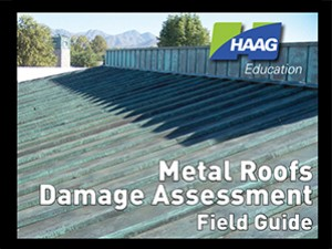 Metal Roofs Damage Assessment Field Guide
