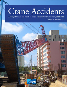 Crane Accidents Study by Jim Wiethorn