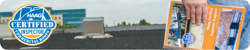 The Haag Certified Inspector Commercial Roofs ...