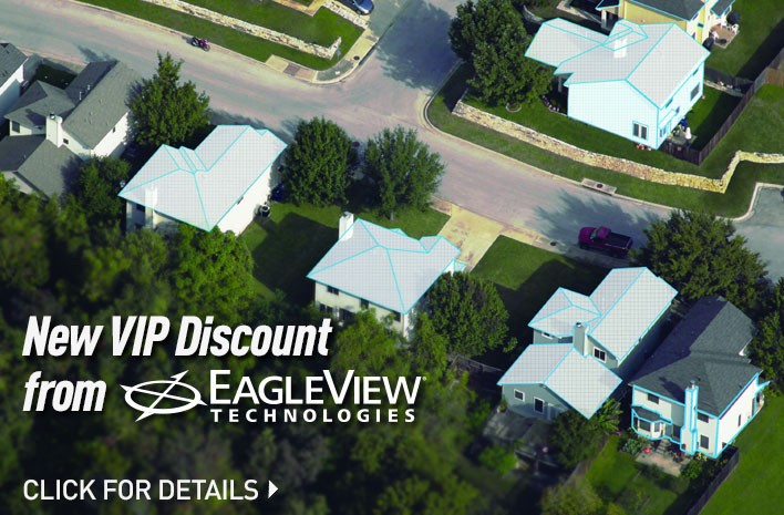 EagleView VIP Announcement